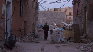 Waleed Zuaiter incarne un policier irakien à la recherche de sa fille disparue. (@SIFE ELAMINE)