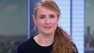 Anne-Claire Poignard (FRANCEINFO)