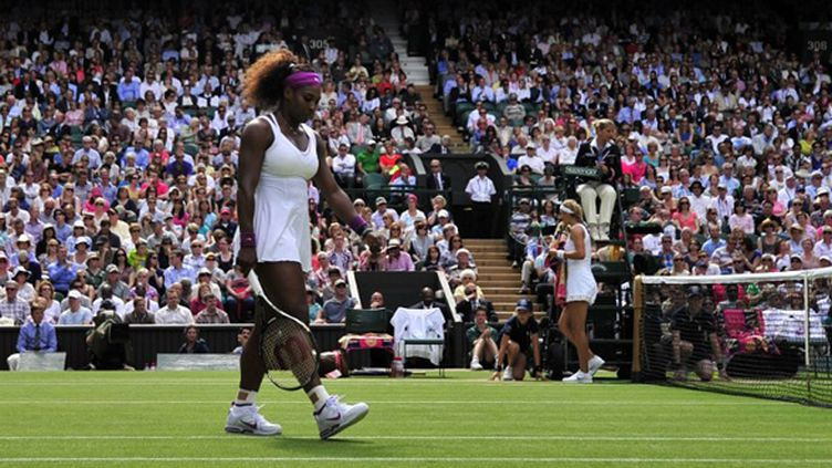 Serena Williams (GLYN KIRK / AFP)
