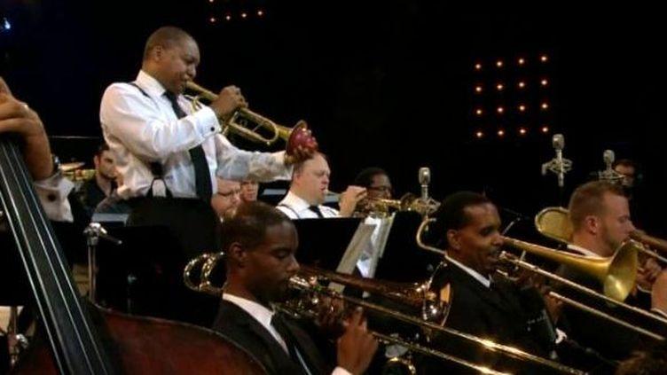 Wynton Marsalis à Jazz in Marciac 2012  (France 3 / Culturebox)