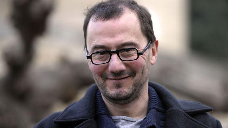 Rodrigo Garcia, le directeur du Centre dramatique national de Montpellier  (Pascal Guyot / AFP)