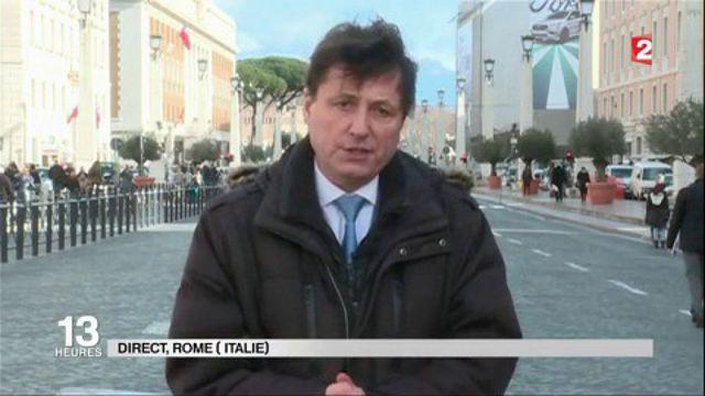 Le centre de l'Italie frappé par plusieurs secousses