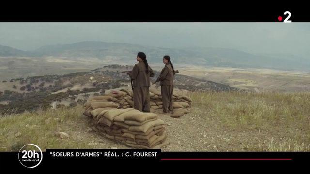 """Cinéma : """"Soeurs d'armes"""", le courage des femmes combattantes contre Daech"""