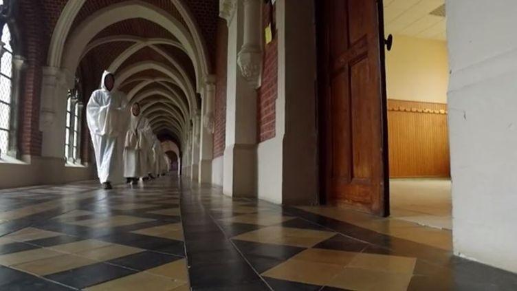 Abbaye du Mont-des-Cats (Nord) (FRANCEINFO)