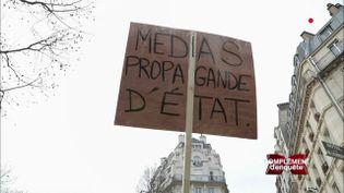 Médias menteurs ! (COMPLÉMENT D'ENQUÊTE / FRANCE 2)