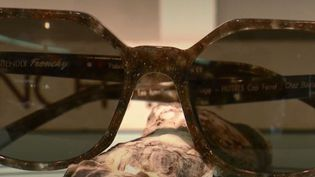 Lunettes coquillages (FRANCE 2)