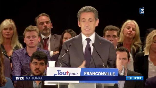 """Nicolas Sarkozy électrise le débat avec les """"ancêtres gaulois"""""""