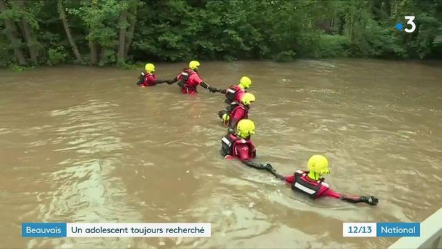 Beauvais : les autorités recherchent l'adolescent disparu