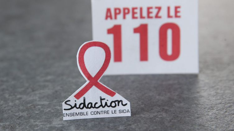 Ce week-end est la 25e édition du Sidaction. (JEAN-FRANCOIS FREY / MAXPPP)