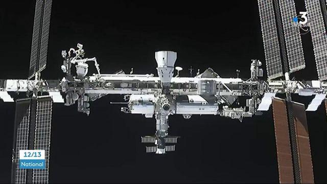 Thomas Pesquet : à bord de la Station spatiale internationale depuis une semaine