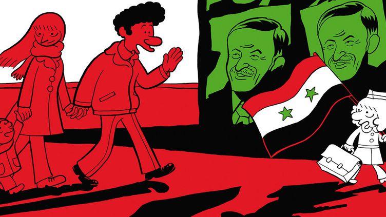 """""""L'Arabe du futur 2"""" Riad Sattouf (Allary éditions)"""