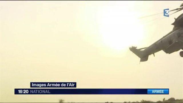Armée : avec les forces spéciales françaises