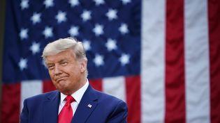 Donald Trump, le 13 novembre 2020 à la Maison Blanche à Washington (USA). (MANDEL NGAN / AFP)