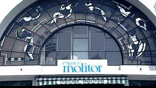 La façade Art-Déco de la piscine Molitor  (France 3 - Culturebox)