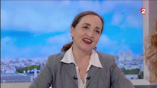 """Dominique Blanc : """"Être pensionnaire de la Comédie française est un bonheur"""""""