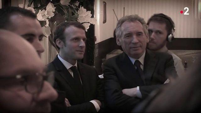 François Bayrou et Emmanuel Macron : l'histoire d'une complicité