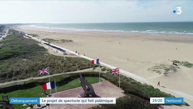 Bataille de Normandie : bientôt un parc d'attraction ?
