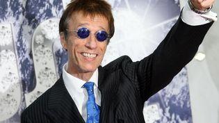 Le chanteur des Bee Gees Robin Gibb (mai 2010)  (Stéphane Danna / AFP)