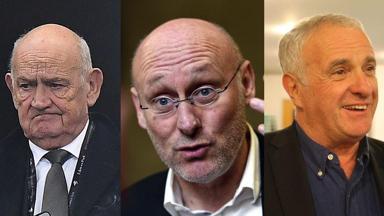 Camou , Laporte et Doucet