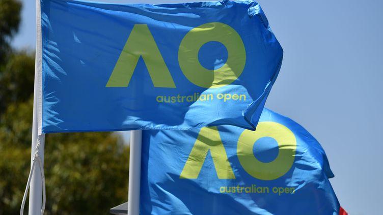 La menace covid plane sur l'Open d'Australie  (PAUL CROCK / AFP)