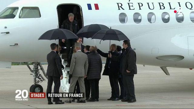 Otages français libérés au Burkina Faso : un retour en France entre soulagement et tristesse