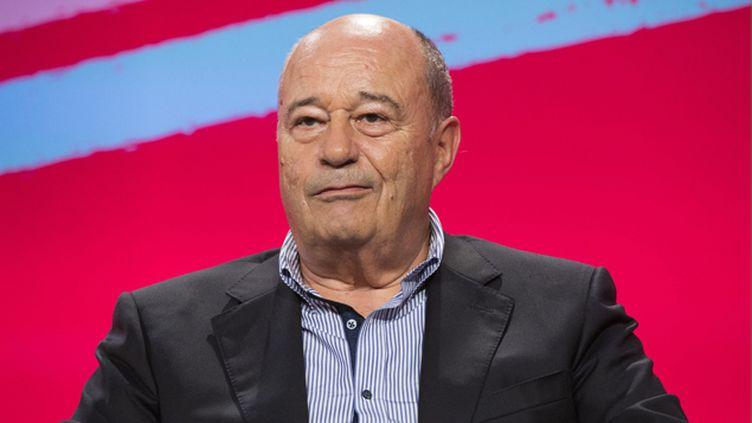 (Jean-Michel Baylet, le patron du PRG, met la pression sur le PS © MAXPPP)