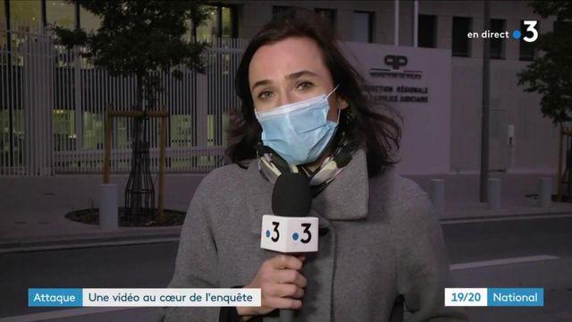 Attaque à Paris : le principal suspect identifié sur une vidéo