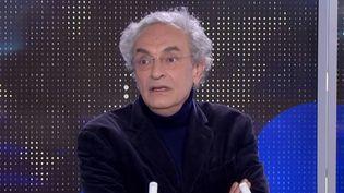 Georges-Marc Benamou (FRANCEINFO)