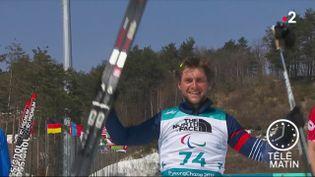 Benjamin Daviet, double champion paralympique à Pyeongchang (France 2)