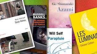 Première moisson dans les romans étrangers de la rentrée de janvier 2015