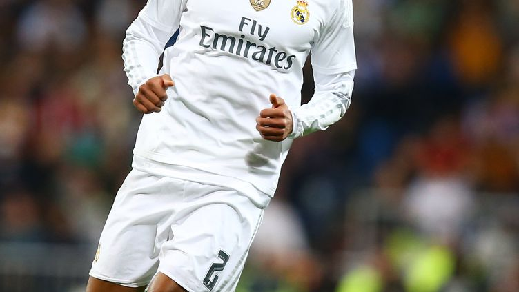 Le défenseur du Real Madrid, Raphaël Varane (MANUEL BLONDEAU / AOP PRESS)