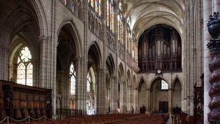 L'orgue de la basilique de Saint-Denis  (Manuel Cohen)