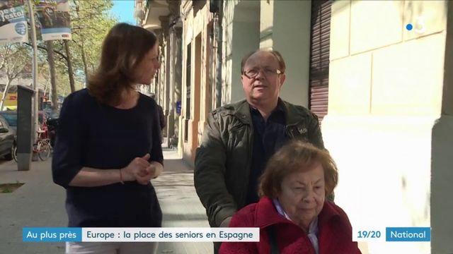 Europe : la place des seniors en Espagne