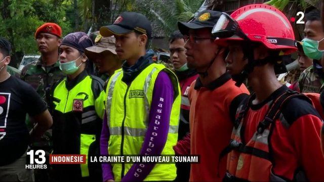 Indonésie : la crainte d'un nouveau tsunami