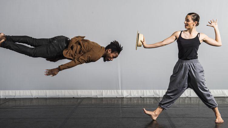 "Spectacle ""Street Dance Club""  (Street Dance Club - répétitions / J. Benhamou)"