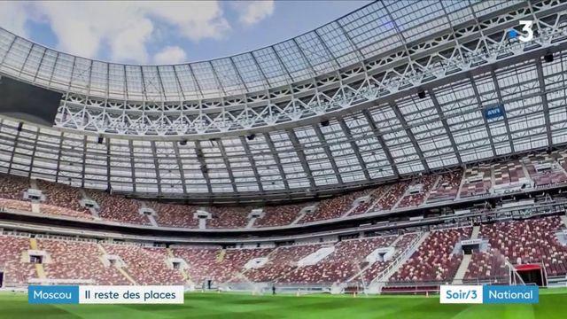 Coupe du monde : il reste des places pour la finale
