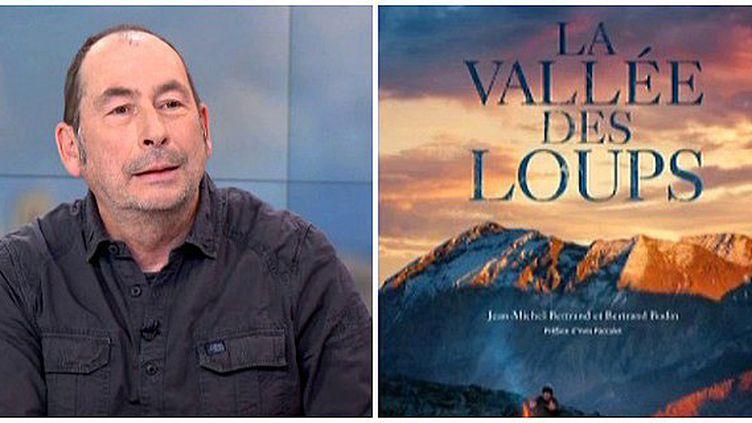 """Jean Michel Bertrand réalisateur et auteur """"La Vallée des Loups"""""""