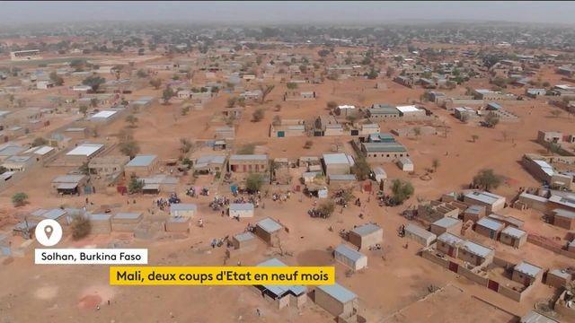 Mali : le colonel Goïta investi président après deux coups d'État