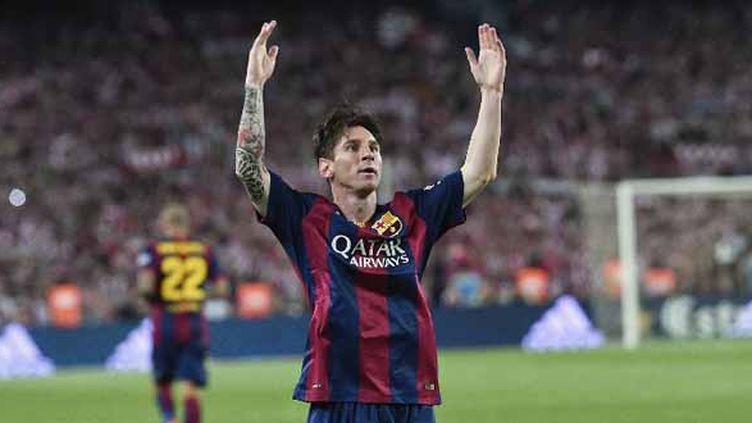 Lionel Messi. (JOSEP LAGO / AFP)