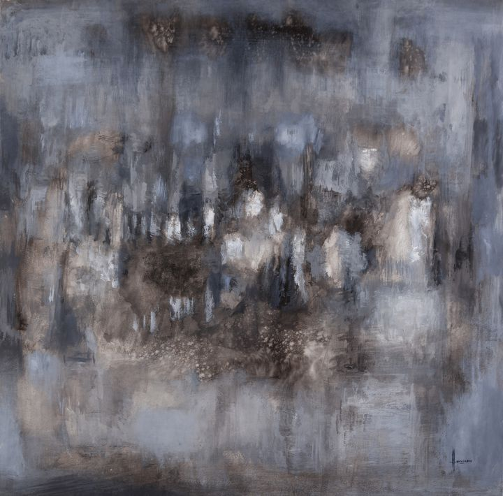 """Rétrospective """"Soul Jigsaw 2010-2015"""" à l'AMAC  (Nicolas Roger)"""