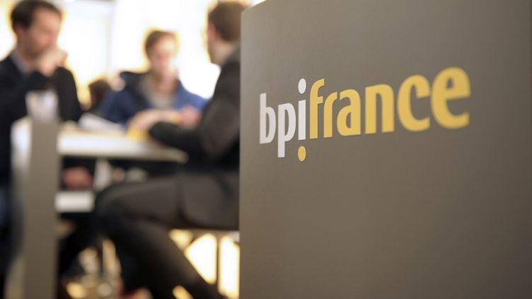 Le nouveau fonds de Bpifrance, baptisé Build-up international, sera doté de 200 millions d'euros de fonds propres. (ERIC PIERMONT / AFP)