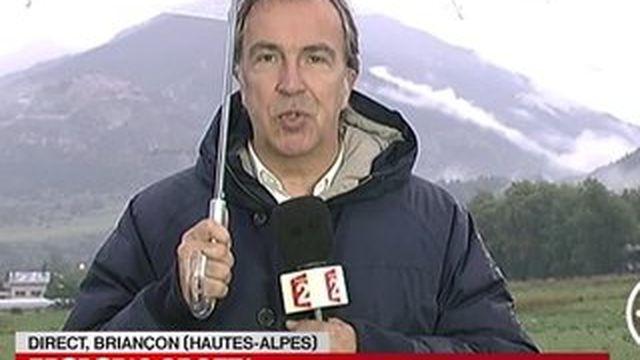 Une avalanche fait sept morts dans le massif des Écrins