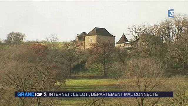 Internet : le Lot, département mal connecté
