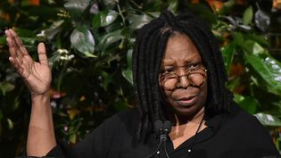 Whoopi Goldberg en avril 2015.  (Theo Wargo / GETTY IMAGES NORTH AMERICA / AFP)