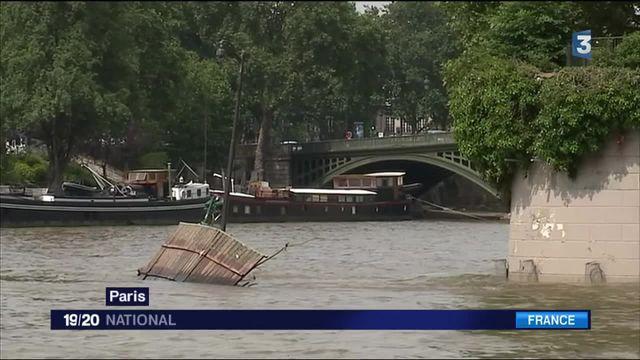 La Seine : voie navigable