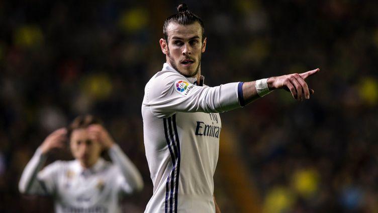 """Gareth Bale a enclenché la """"remontada"""" du Real Madrid (BIEL ALINO / AFP)"""