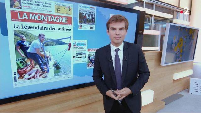 Élections municipales, Airbus, vélo... Les Unes de la presse quotidienne régionale