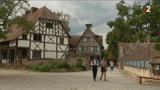 Week-end : à la découverte des maisons alsaciennes dans le Haut-Rhin.