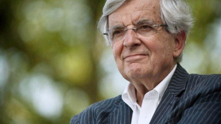 Le président d'honneur du Mouvement républicain et citoyen, Jean-Pierre Chevènement (JEFF PACHOUD / AFP)