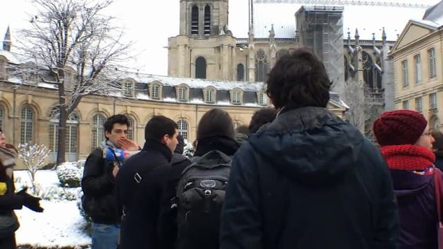 Éducation : des profs de Seine-Saint-Denis dénoncent un manque de moyens